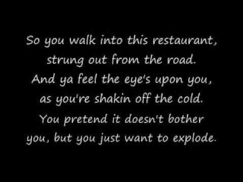 Metallica - Turn the page lyrics