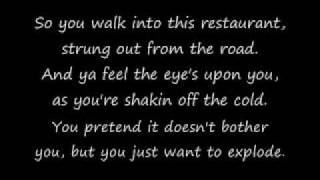 Metallica - Turn the page lyrics