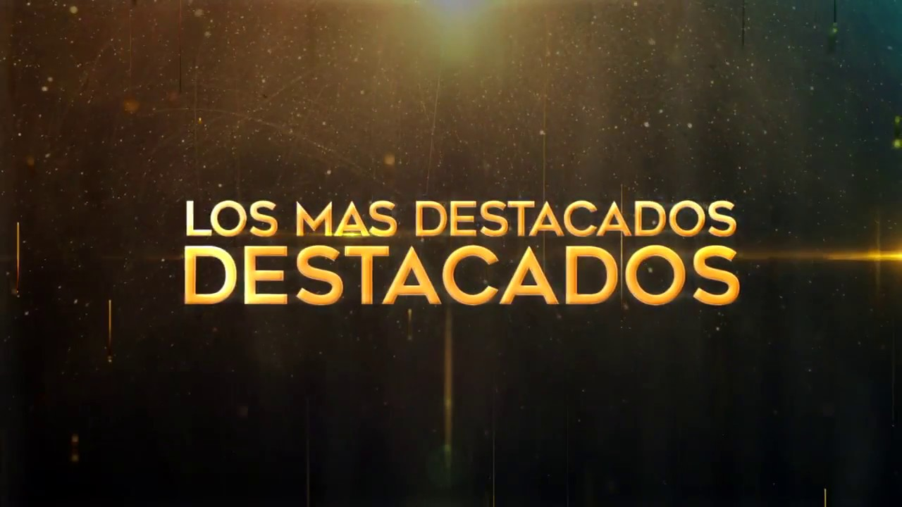 LOS MÁS DESTACADOS DEL 2016 – 3 4 - YouTube cdb369c309e