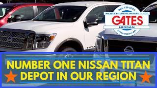 Gates Nissan Titan Depot