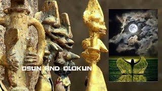 Osun and Olokun song- Oba omi