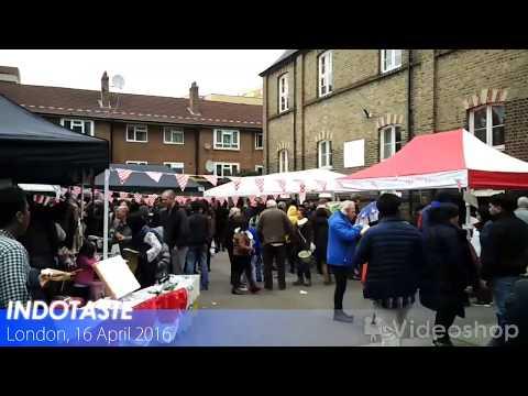 Indotaste festival makanan Indonesia di London