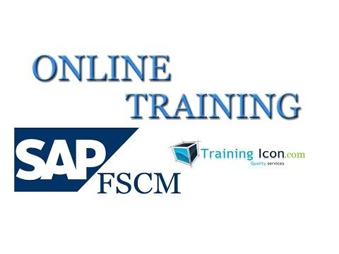 SAP FSCM ONLINE TRAINING DEMO BY TRAININGICON
