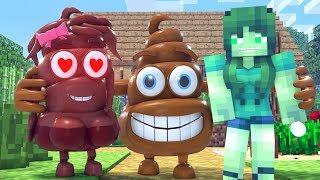 Best love story Minecraft animation Life of Zomma & Zombo # 4