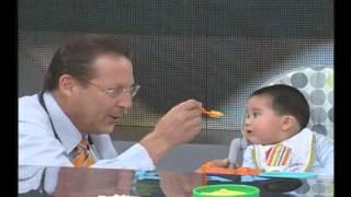 Doctor TV: Alimentación para tu bebé - 05/12/2012