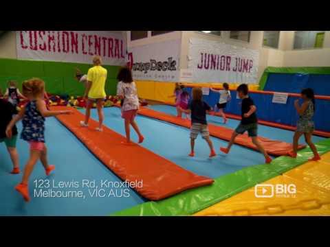 JumpDeck, A Trampoline Park Or Kids Indoor Playground In Melbourne