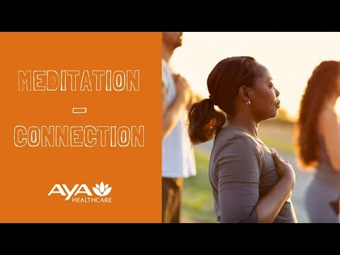 Meditation for Complete Beginners – Connection