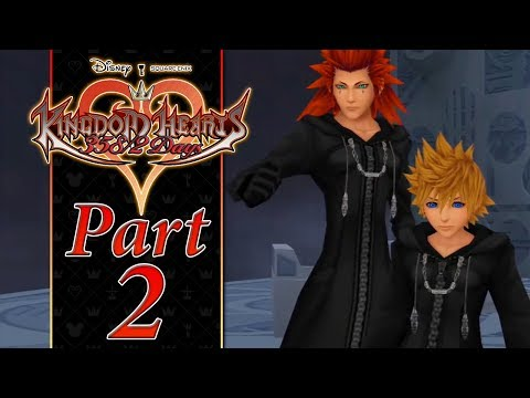 LEARNING THE ROPES - Kingdom Hearts 358/2 Days - PART 2