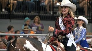 Cowgirl Queen Contest | Iowa State Fair 2013