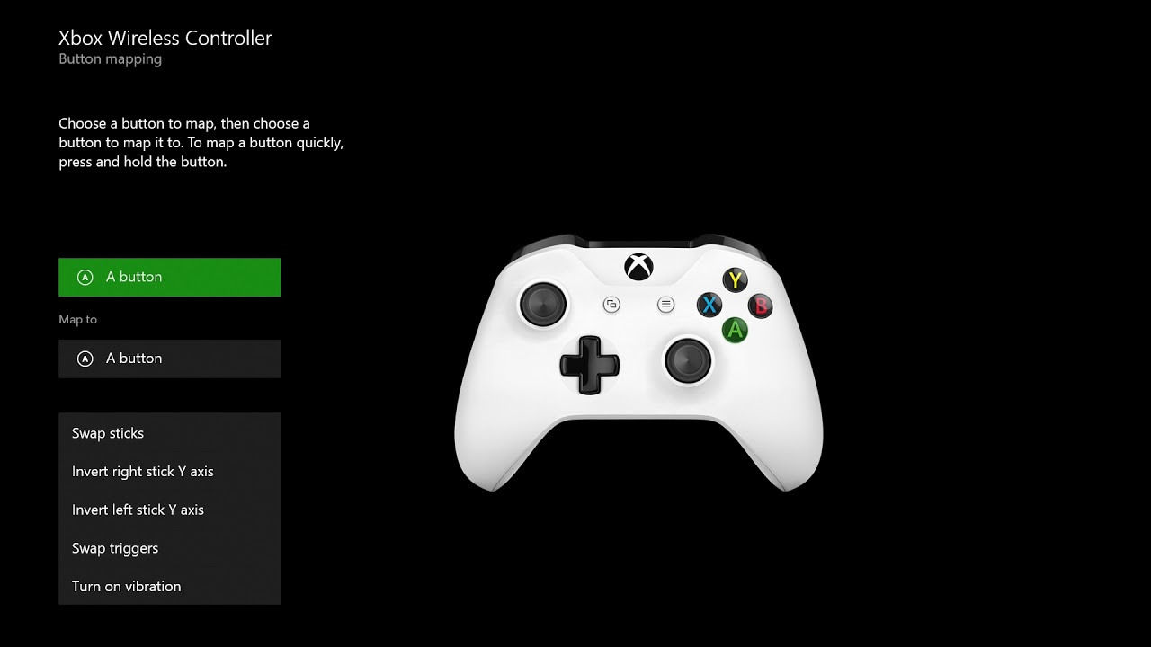 Turn controller vibration off and on