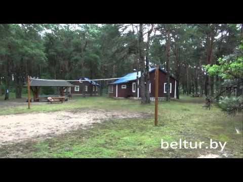 База отдыха Комарово - территория, Отдых в Беларуси
