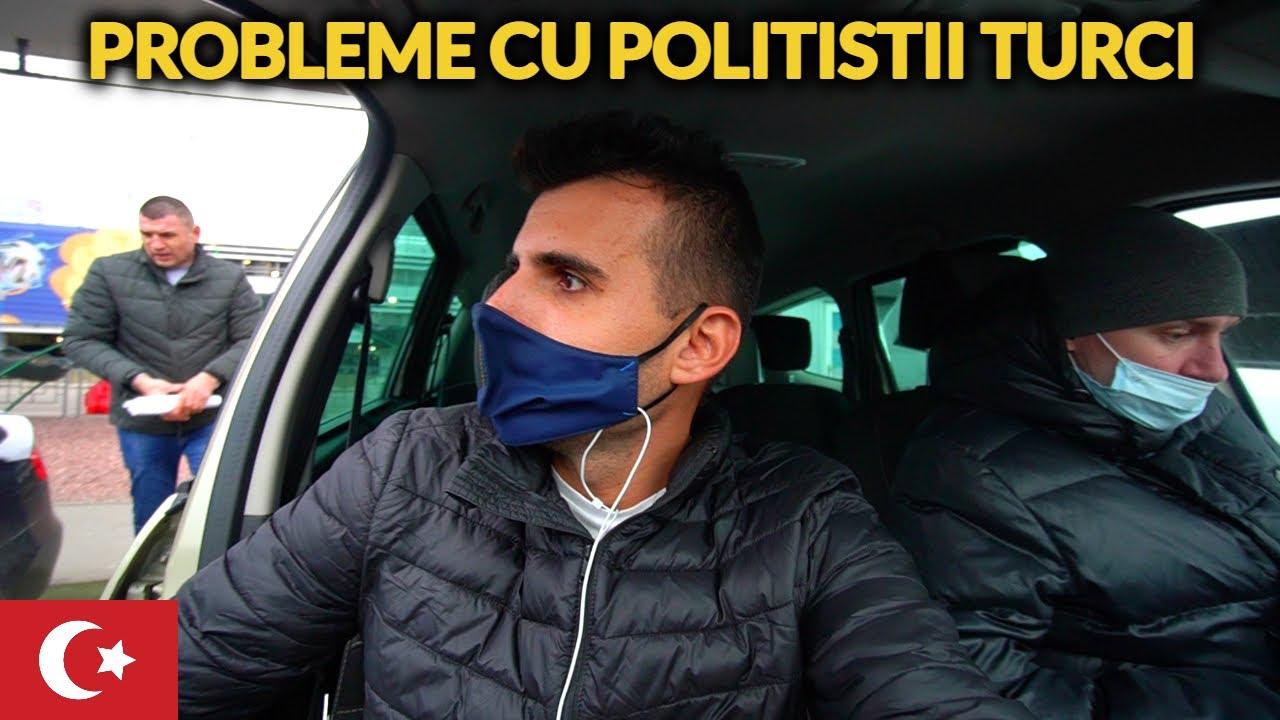POLITISTII TURCI DIN ISTANBUL MI-AU GOLIT CARDURILE SI NU M-AU LASAT SA FILMEZ!