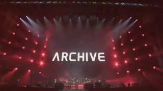 Archive - Numb - Live at Printemps Solidaire Festival, Paris 17.9.2017
