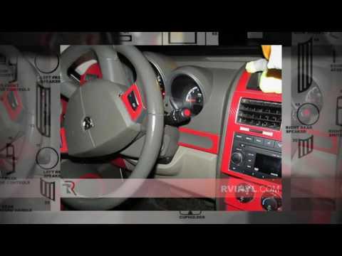 Rdash® 2007 - 2011 Dodge Nitro Dash Kit