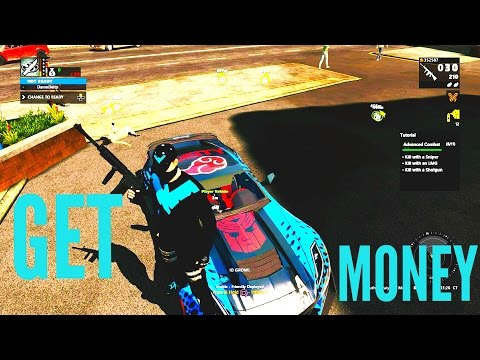 APB Reloaded PS4 - How To Make Money