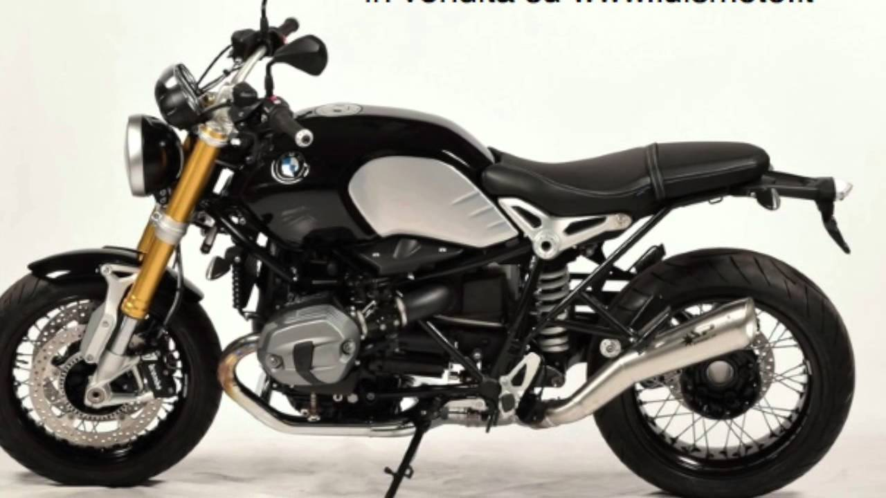 bmw r ninet exhaust youtube. Black Bedroom Furniture Sets. Home Design Ideas