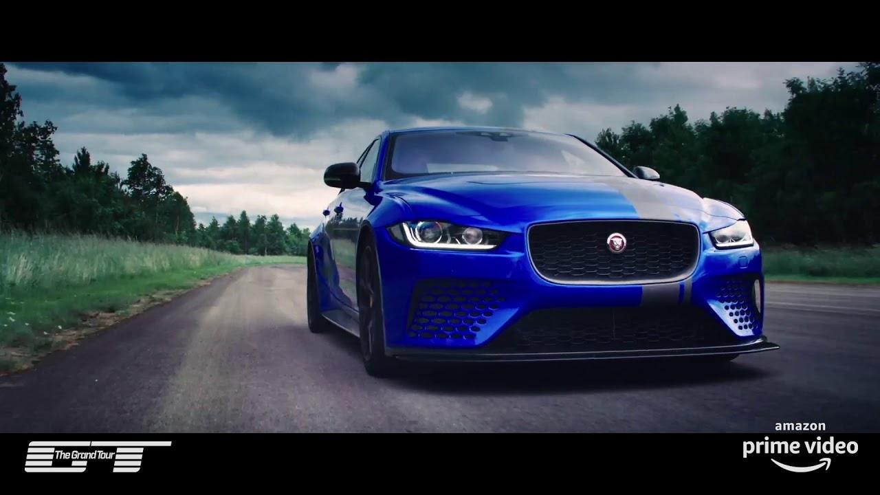 Jaguar Xe Sv Project 8 The Grand Tour Youtube