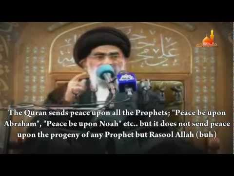 [ENG SUB] Ayatollah Modarresi speaks out against Wahhabi's