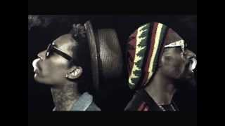 Wiz Khalifa ft. Snoop Dogg - French Inhale [ Lyrics ]
