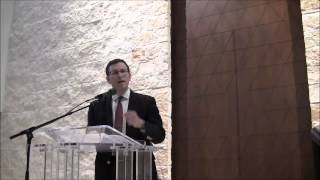Adult Bar/Bat Mitzvah Celebration 2013 - Introductory Remarks by Rabbi Aryeh Wolbe