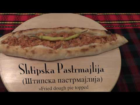 Americans Try Macedonian Food - Extended Menu