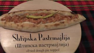 Americans Try Macedonian Food - Extended Menu