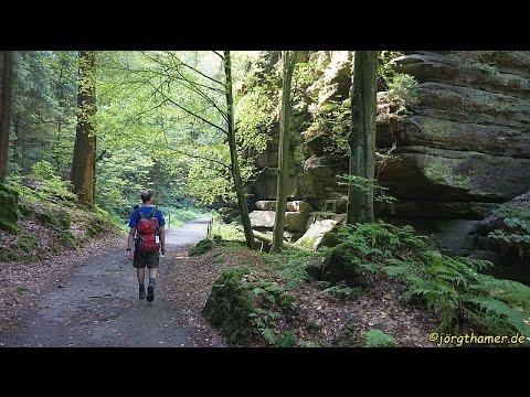 Malerweg Etappe 1: Liebethal - Wehlen