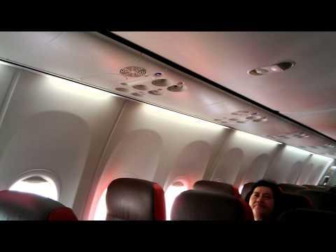 Malindo Air - Boeing 737-9 Destination KUL - JKT