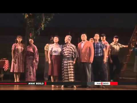 ► Broadway musical on Japanese-American internment