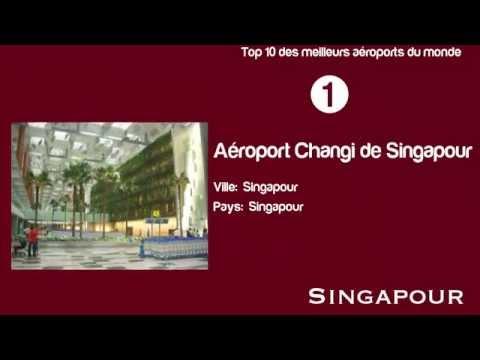 Top 10 des meilleurs aéroports du monde