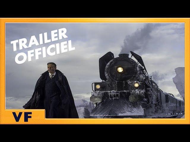Le Crime de l'Orient Express - Bande Annonce [Officielle] VF HD