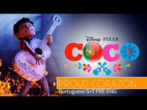 Proud Corazón-Portuguese (S+T) FRE/ENG