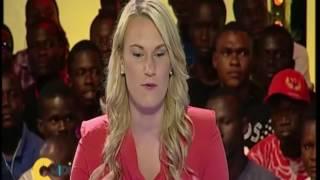 Marlene Harnois - Côte d'Ivoire - RTI