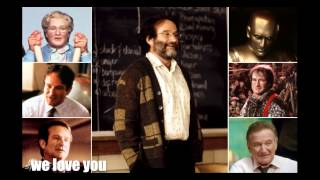 Robin williams very emotional tribute to robin williams