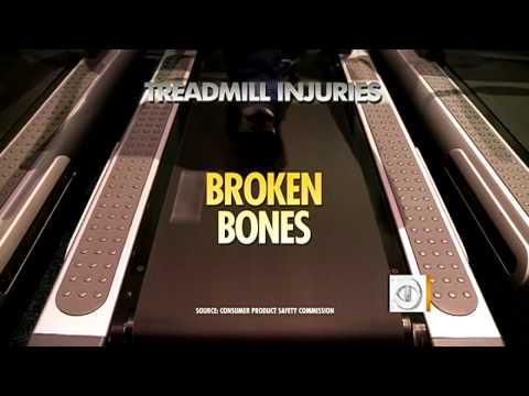 Treadmills most dangerous exercise machine: feds