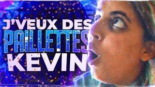PAILLETTE DANS MA VIE KEVIN ! - Ines Reg REMIX