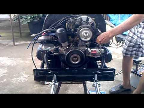 1972 volkswagen beetle 1302 engine test run it 39 s not a. Black Bedroom Furniture Sets. Home Design Ideas