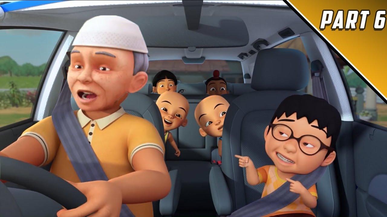 Download Full Movie Upin & Ipin Musim 15 - Sehari Bersama Atok Dalang   Upin Ipin Terbaru 2021