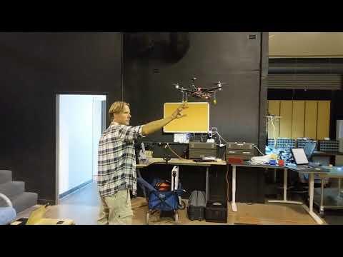 ModalAI PX4 Drone VIO Indoor Navigation on VOXL