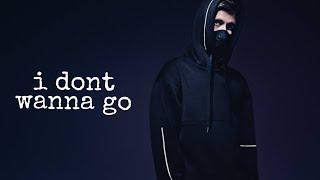 "Alan Walker ""I Don't Wanna Go"" Lyric Video"