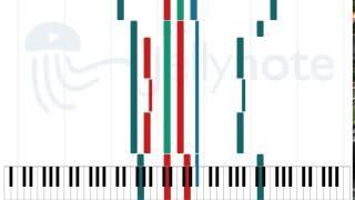 Epilogue (Relief) - Apocalyptica [Sheet Music]