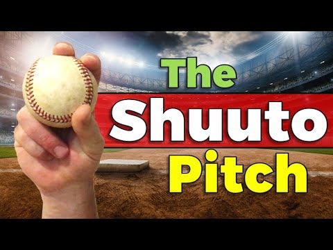 HOW TO THROW A SHUUTO! 😳 (Best Japanese Pitch!) The Shuuto Grip Explained