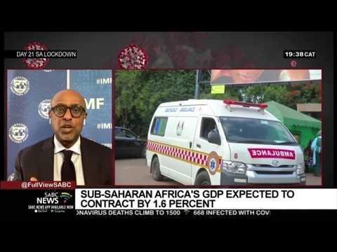 IMF's economic outlook for Africa: Abebe Aemro Selassie