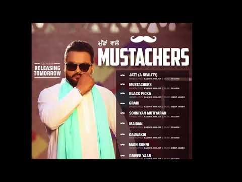 Black Picka | Kulbir Jhinjer | Mustachers Full Album