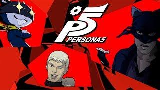 Adrian ma ha il gameplay di Persona 5