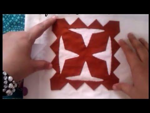 Applic Work Tutorial: Square Shape Motif: 1