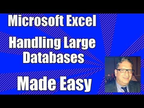Convert access database to excel.