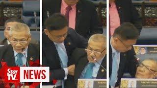 Nibong Tebal MP collapses in Dewan Rakyat
