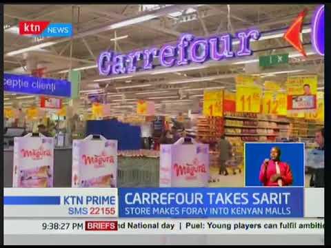 Dubai based Carrefour plans to open it's fifth supermarket at Sarit Centre-Westlands