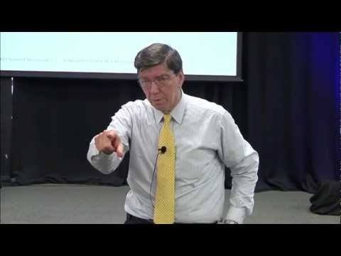 LinkedIn Speaker Series with Clayton Christensen